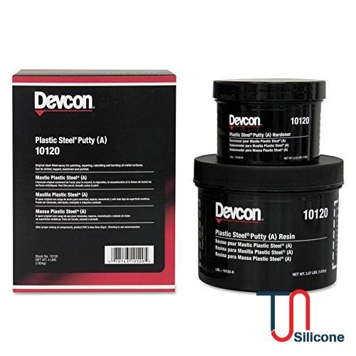 Devcon 10120 Plastic Steel Putty (A)  4lb Kit