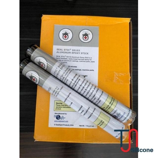 SealXpert Seal Stic SS103 Aluminium Epoxy Stick 114g