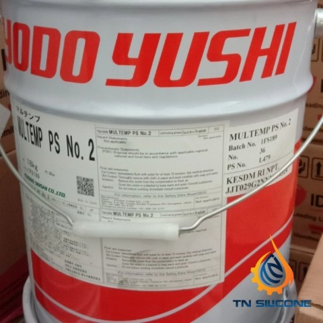 Mỡ Kyodo Yushi Multemp PS No.2 18kg