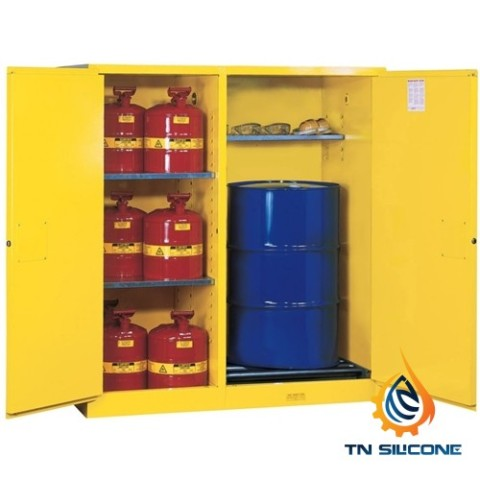 Justrite 899260 Flammable Safety Cabinet 115gallon