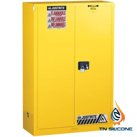 Justrite 894520 Flammable Safety Cabinet 45gallon