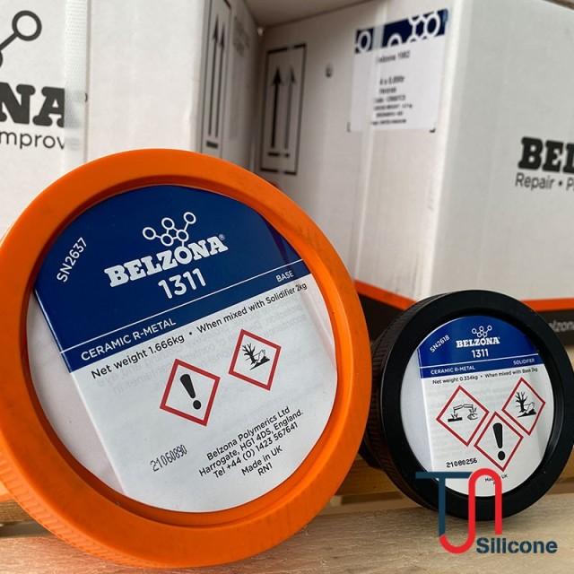 Belzona 1311 Ceramic R-Metal 2kg/bộ