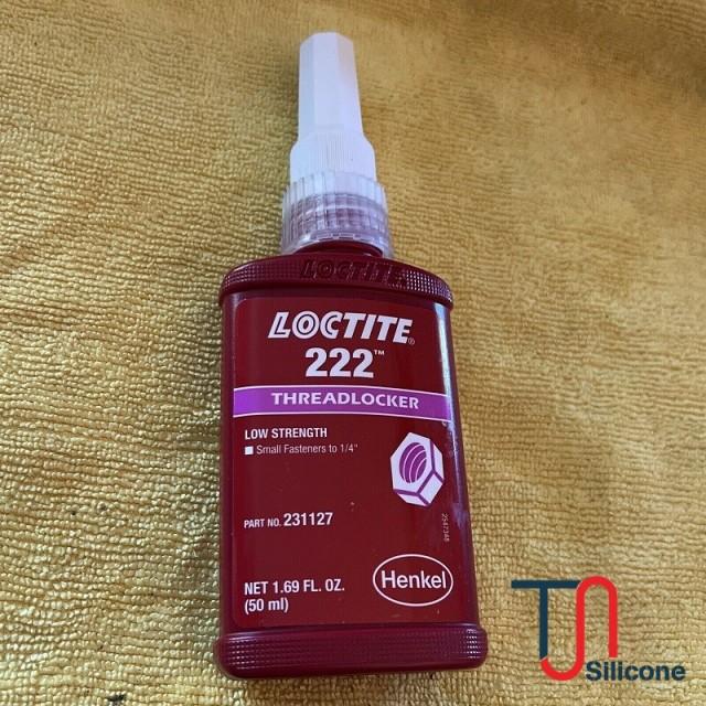 Keo khóa ren Loctite 222 Threadlocker 50ml