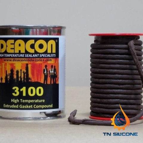 Deacon 3100 High Temperature Extruded Gasket Compound