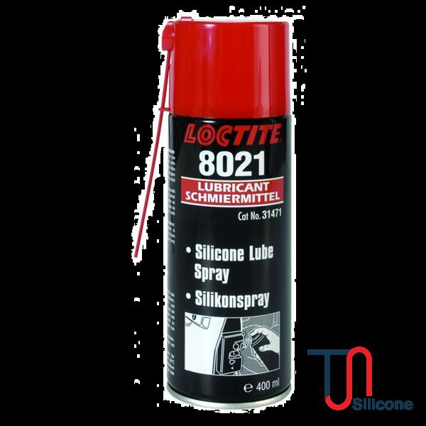 Loctite 8021 Silicone Lube Spray 400ml