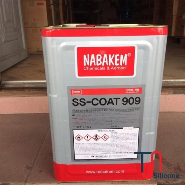 Sơn mạ kẽm lạnh Nabakem SS-COAT 909 18L