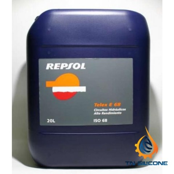 Dầu thuỷ lực Repsol Telex E68 20L/can
