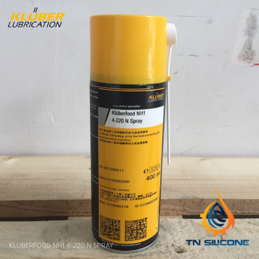 Klüberfood NH1 4-220 N Spray 400ml
