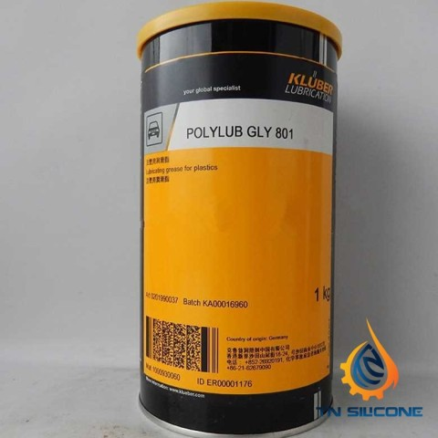 Mỡ bôi trơn Kluber Polylub GLY 801 1kg