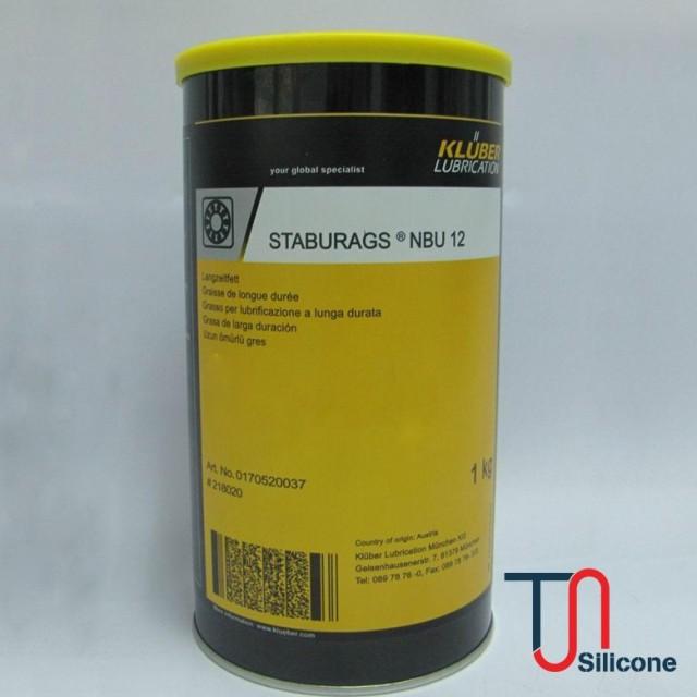 Mỡ Kluber Staburags NBU 12 1kg
