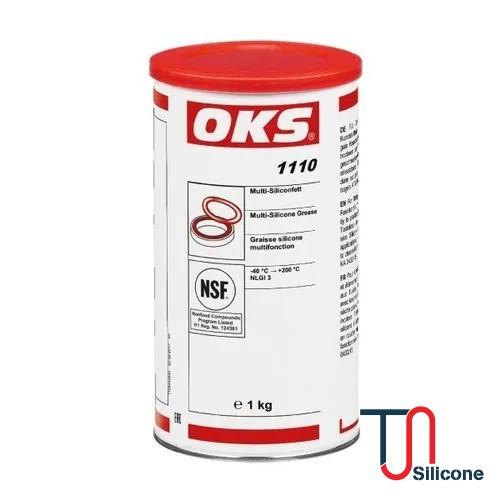 Mỡ đa năng silicone OKS 1110 1kg