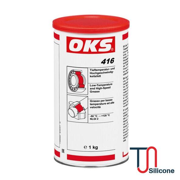 Mỡ bôi trơn OKS 416 Low Temperature and High Speed 1kg