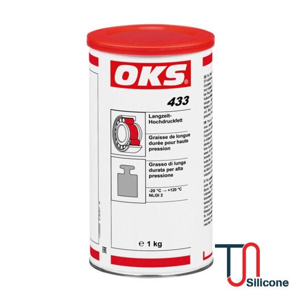 Mỡ cao áp OKS 433 Long-Life High-Pressure Grease 1kg