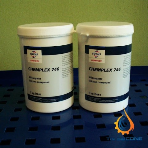 Fuchs Chemplex 746 Silicone Compound 1kg