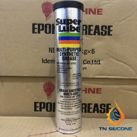 Mỡ đa năng Super Lube 41150 Synthetic Grease 400g