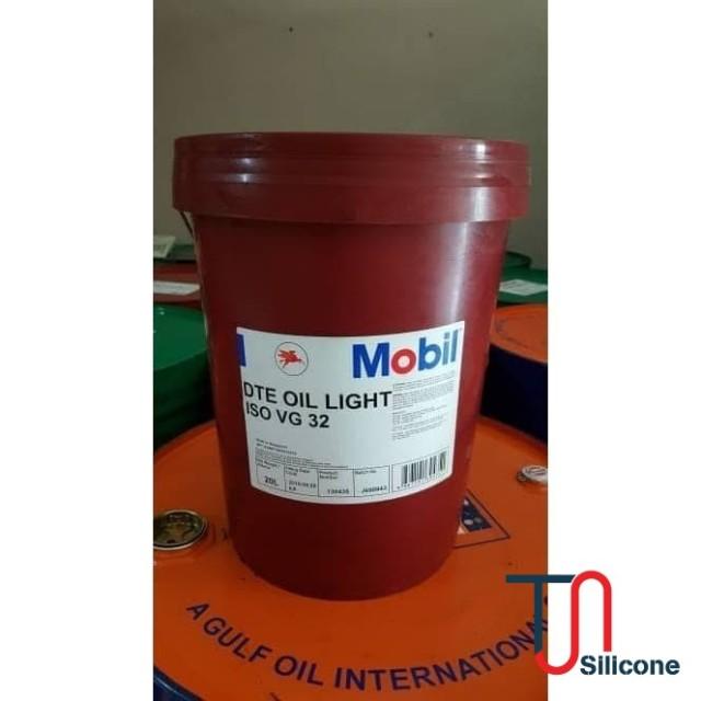 Dầu Mobil DTE Oil Light ISO VG 32 20L