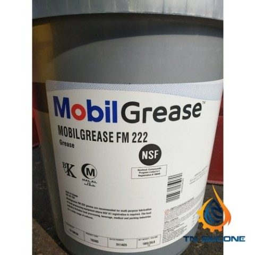 Mỡ thực phẩm Mobilgrease FM 222 16kg