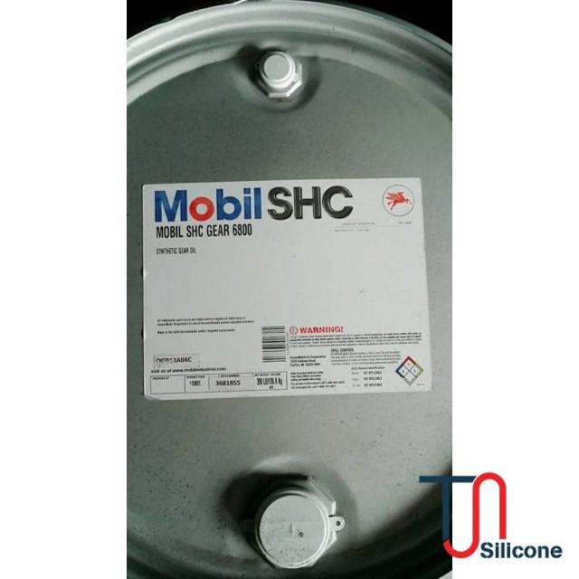 Dầu nhớt Mobil SHC Gear 6800 208L