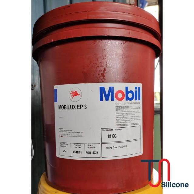 Mỡ bôi trơn Mobilux EP 3 18kg/can