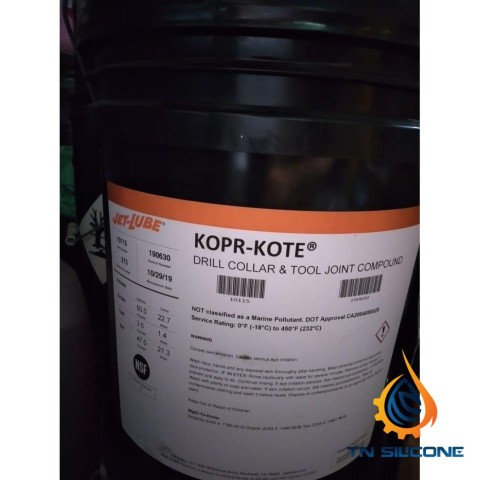 Mỡ Kopr-Kote 10115 Drill Collar & Tool Joint Compound