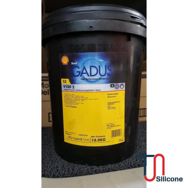 Mỡ đa dụng Shell Gadus S2 V100 2 18kg